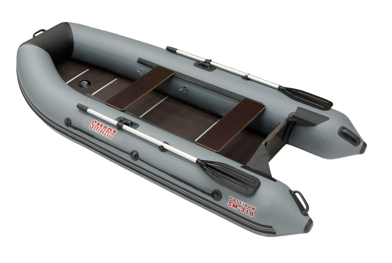 купить лодку посейдон смарт