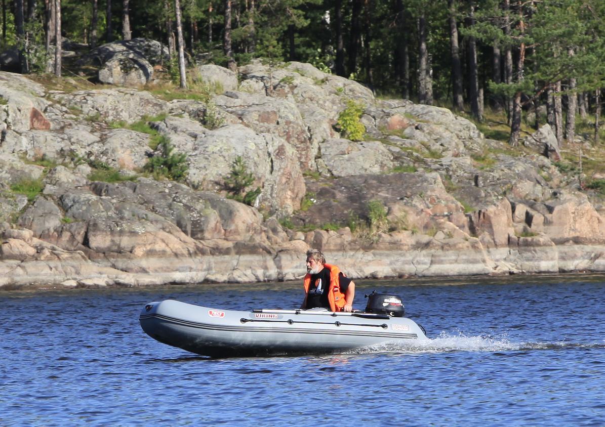 лодка посейдон пвх викинг 340