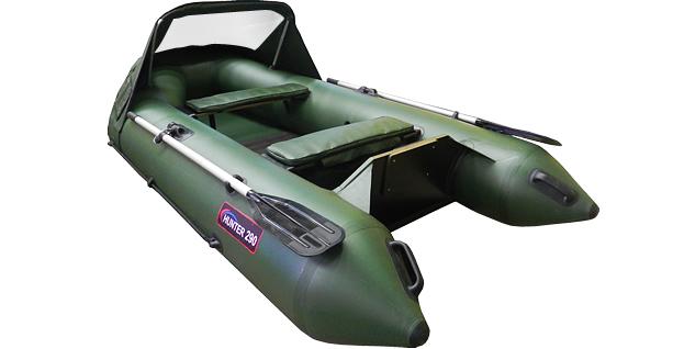 лодка хантер 290 л купить в екатеринбурге