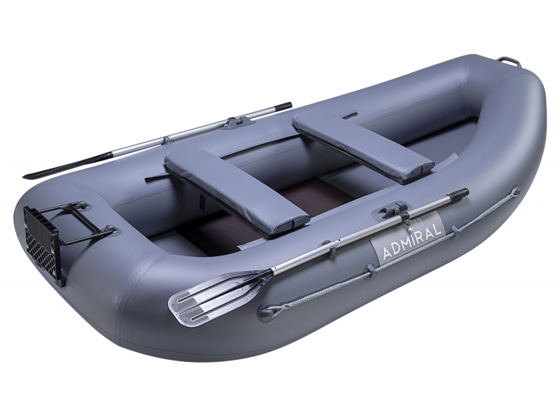 обзор лодки адмирал 260