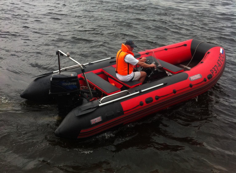 куплю мотор для лодки пвх от производителя