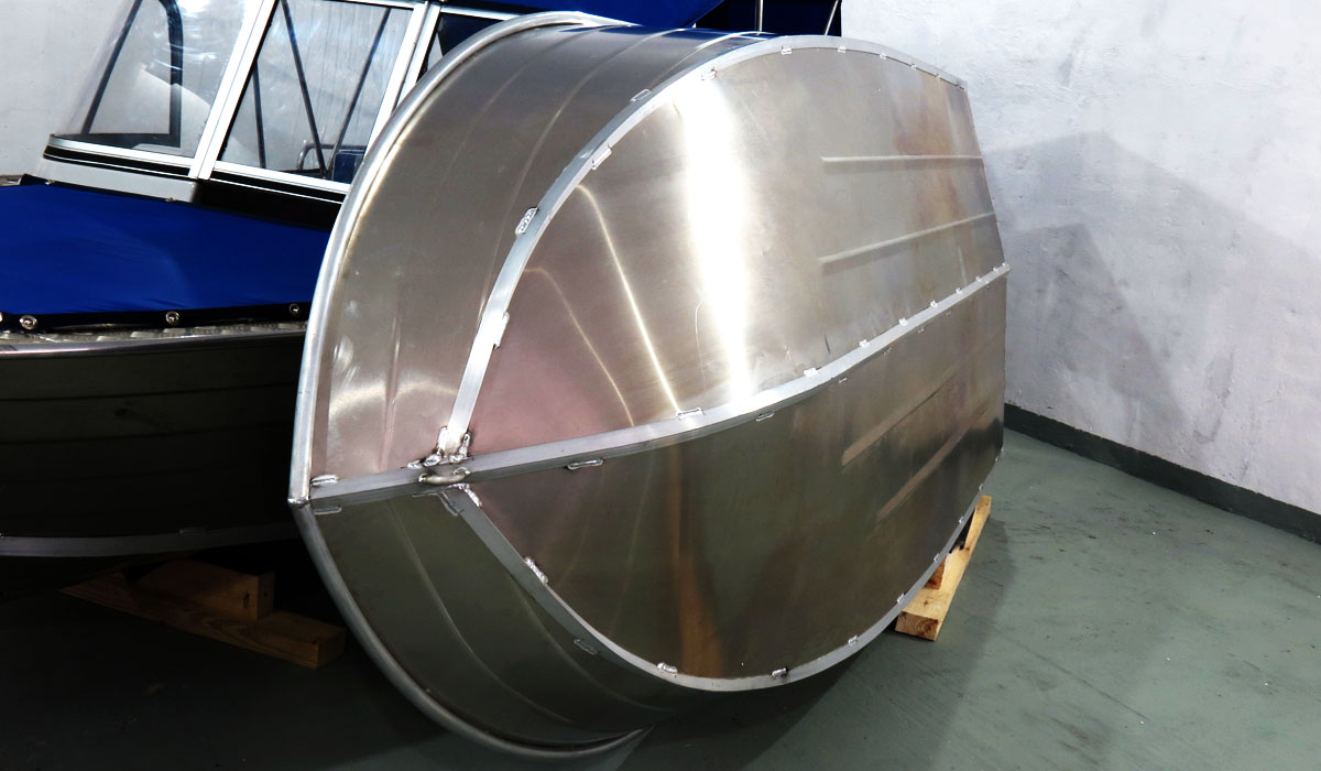 гребные лодки производство