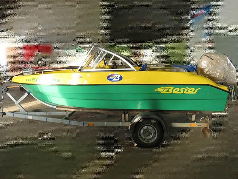 компания лодок жест