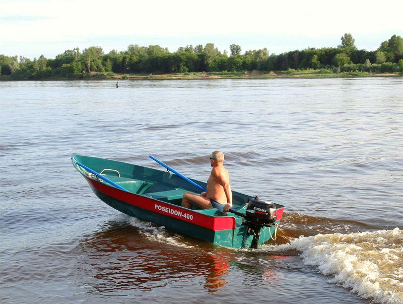 лодки посейдон изготовление